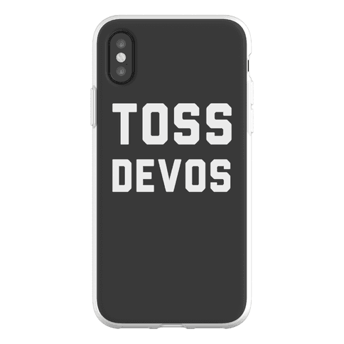 Toss DeVos Phone Flexi-Case