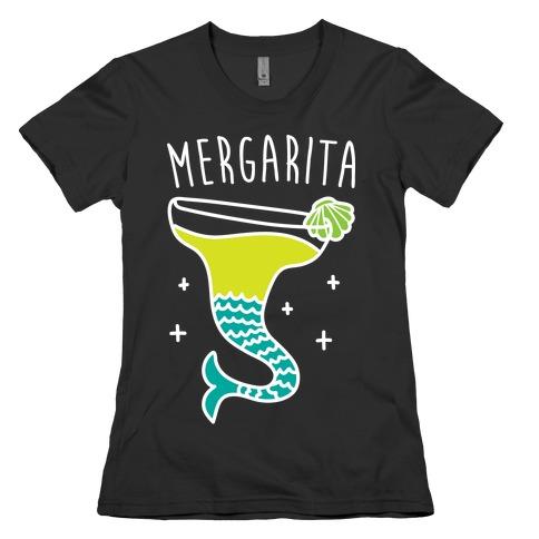 Mergarita Womens T-Shirt