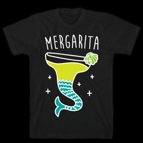 Mergarita Mens T-Shirt