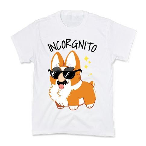 Incorgnito Kids T-Shirt