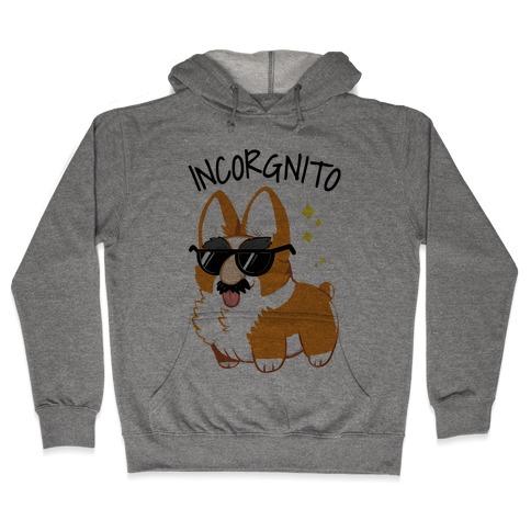 Incorgnito Hooded Sweatshirt