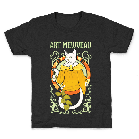 Art Mewveau Kids T-Shirt