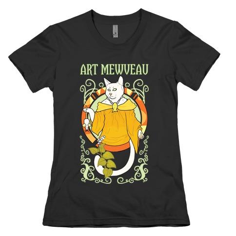 Art Mewveau Womens T-Shirt
