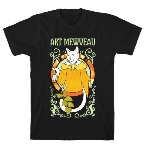 Art Mewveau Mens/Unisex T-Shirt