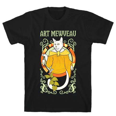 Art Mewveau Mens T-Shirt