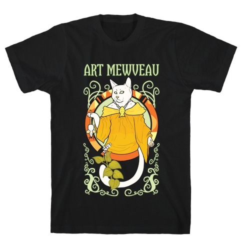 Art Mewveau T-Shirt