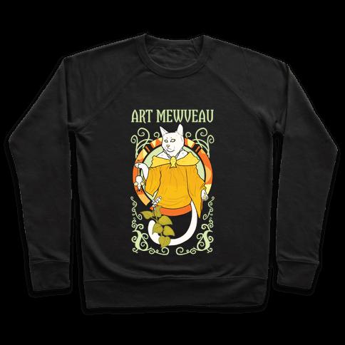 Art Mewveau Pullover