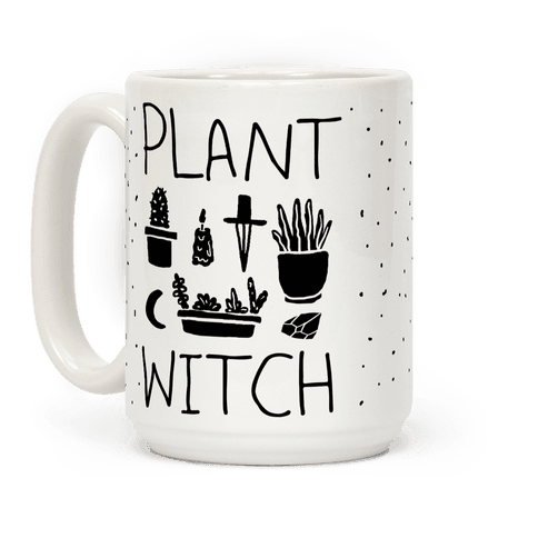 Plant Witch Coffee Mug