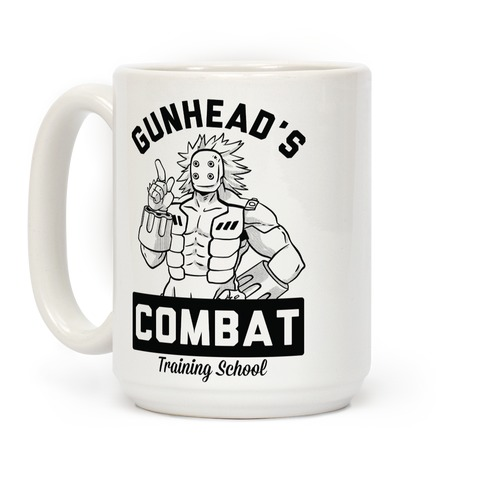 Gunhead's Combat Training School Coffee Mug