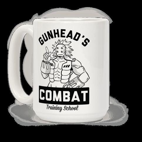 Gunhead's Combat Training School Coffee Mug