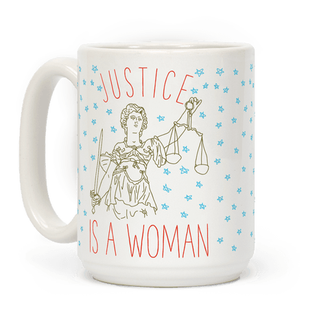 Justice is a Woman