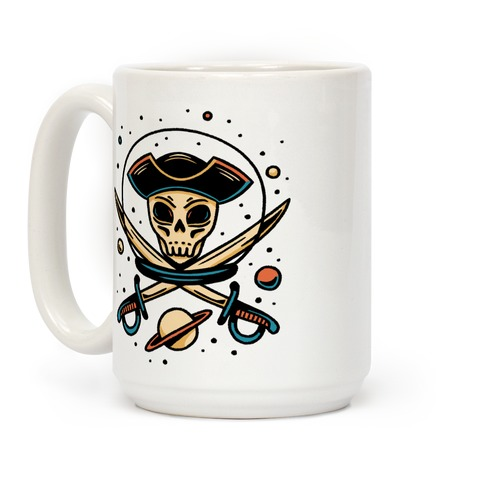 Space Pirate Coffee Mug