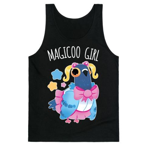 Magicoo Girl Tank Top