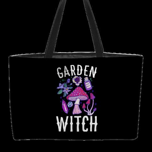 Garden Witch Weekender Tote