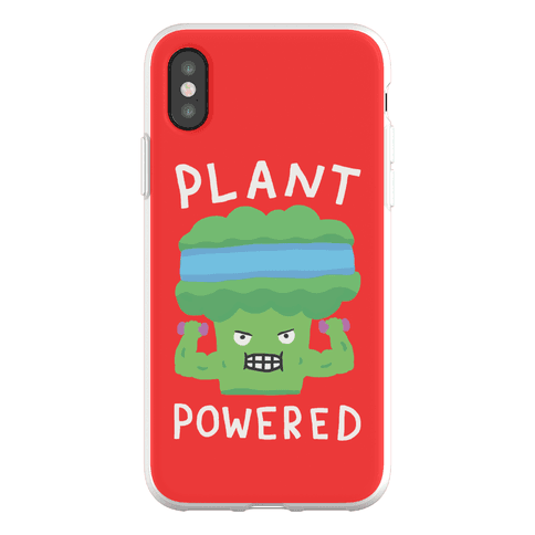 Plant Powered Phone Flexi-Case