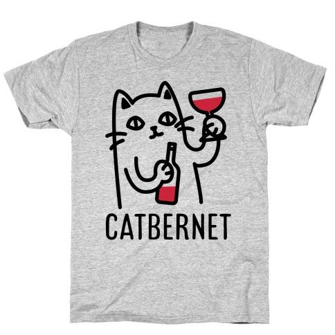 Catbernet Mens T-Shirt