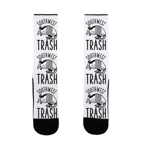 Southwest Trash Sock