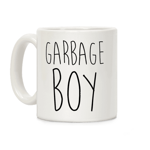 Garbage Boy Coffee Mug