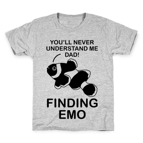 Finding Emo Kids T-Shirt