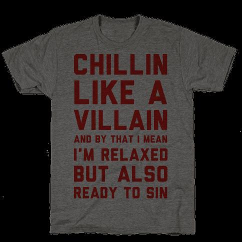Chillin Like A Villain