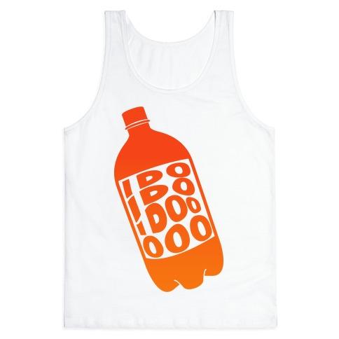 Who Loves Orange Soda (Half 2) Tank Top
