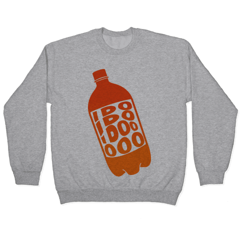 Who Loves Orange Soda (Half 2) Pullover