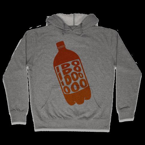 Who Loves Orange Soda (Half 2) Hooded Sweatshirt