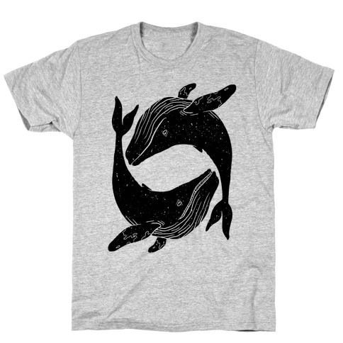 The Circle of Whales T-Shirt