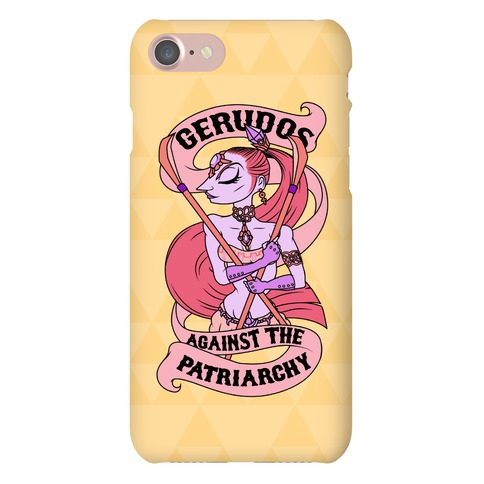 Gerudo Against The Patriarchy Phone Case