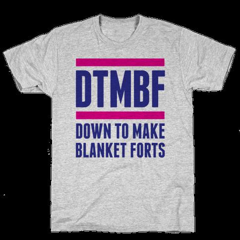 DTMBF Mens T-Shirt