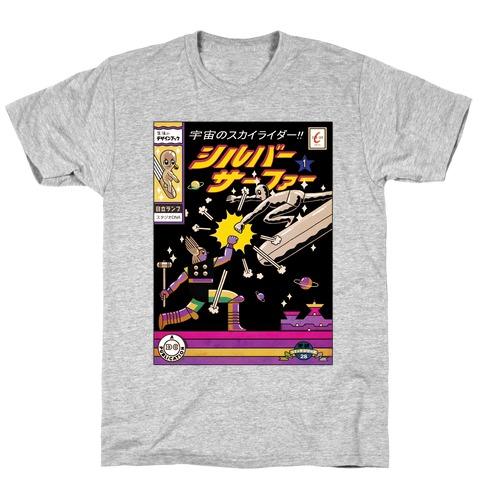 Japanese Surfer T-Shirt