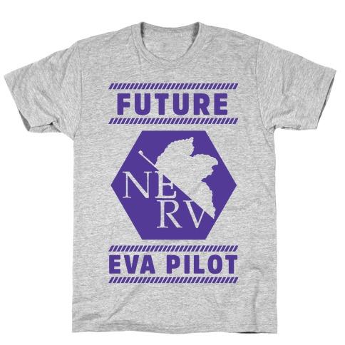 Future Eva Pilot T-Shirt