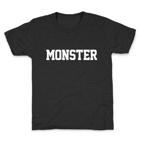 MONSTERS Kids T-Shirt