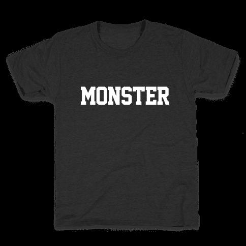 MONSTERS Kids T-Shirt