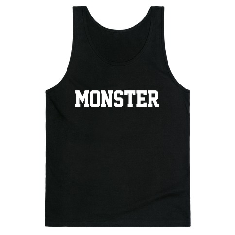 MONSTERS Tank Top