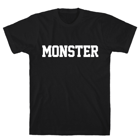 MONSTERS Mens T-Shirt