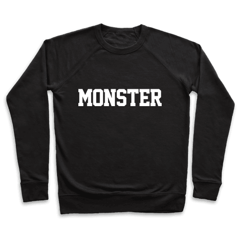 MONSTERS Pullover