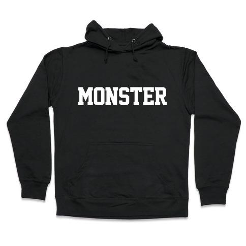 MONSTERS Hooded Sweatshirt