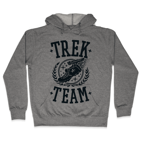 Trek Team Hooded Sweatshirt