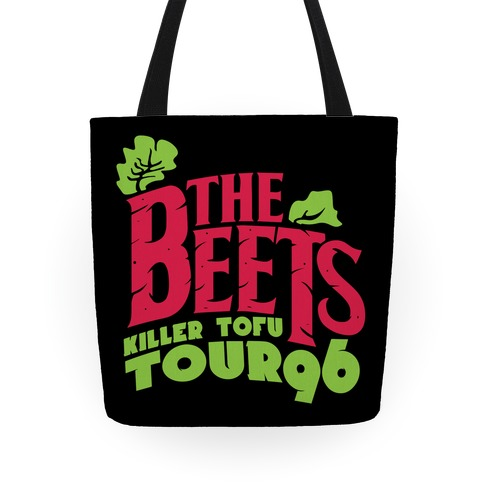 Beets Tour Tote