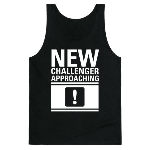 New Challenger Approaching Tank Top