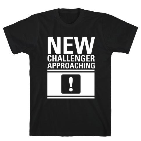 New Challenger Approaching Mens T-Shirt