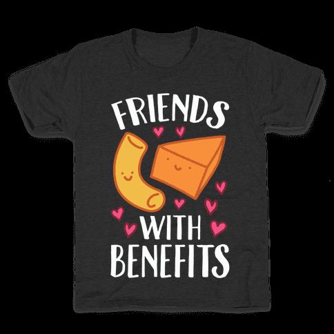 Friends With Benefits Kids T-Shirt