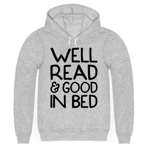 Well Read And Good In Bed