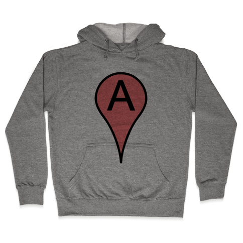 Point A Hooded Sweatshirt