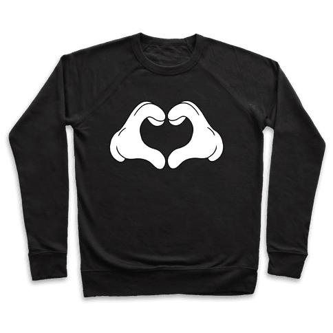 Heart Hands Pullover