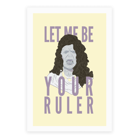 Lorde Voldemort Poster