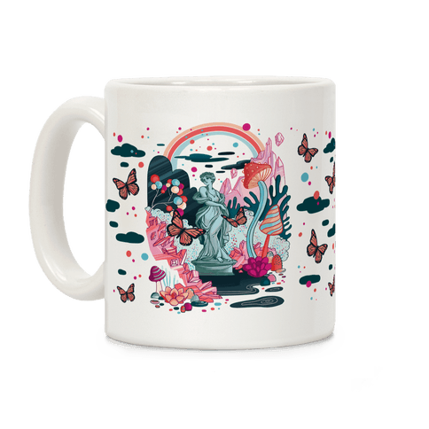 Sugar Witch's Labyrinth Coffee Mug