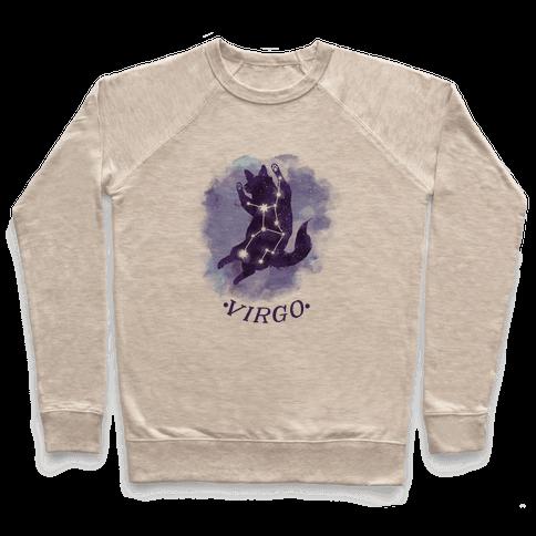 Cat Zodiac: Virgo Pullover