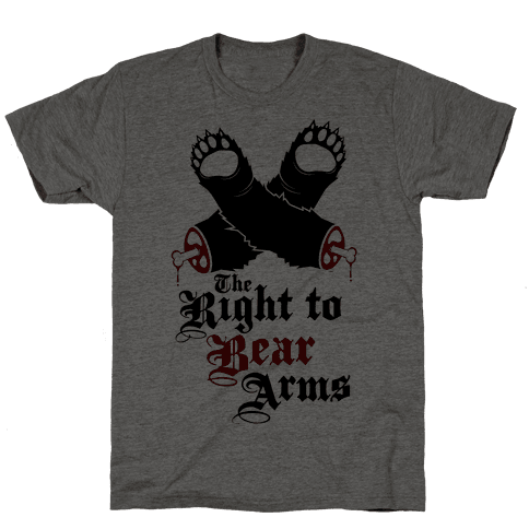 Right To Bear Arms